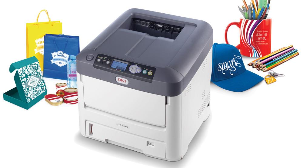 Stampante laser per transfer