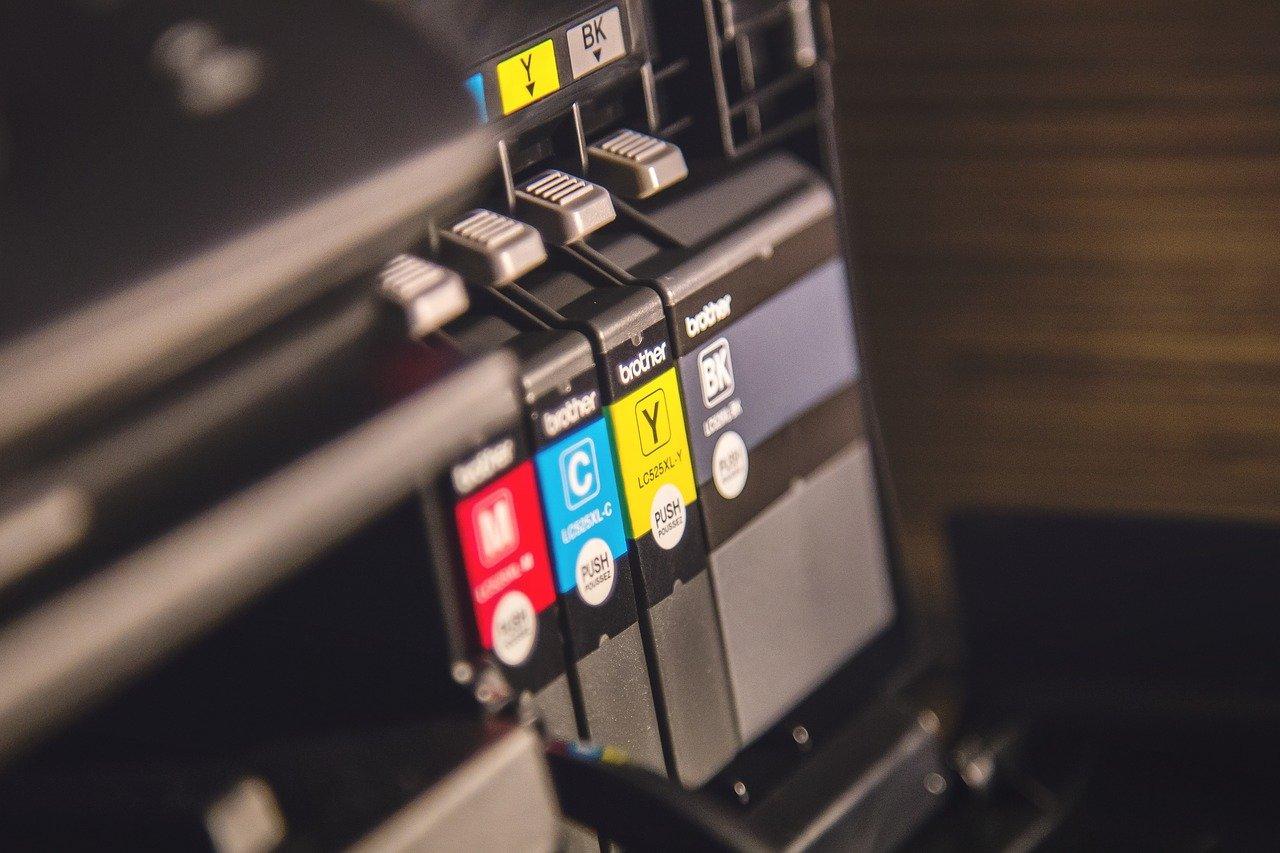 toner della stampante laser si secca
